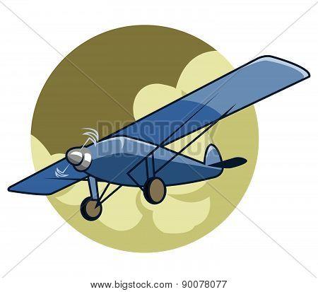 Classic Airplane 2