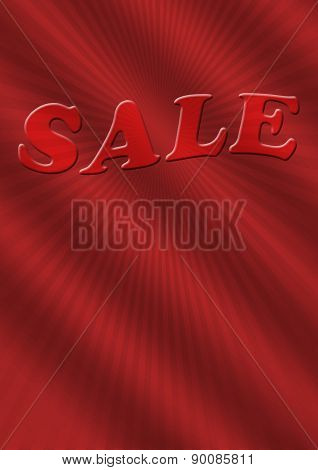 Sale Background Template
