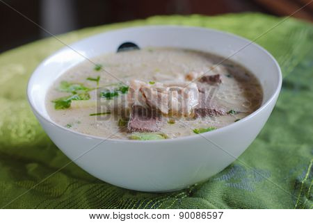 Thai Cuisine- Tom Kha Ka