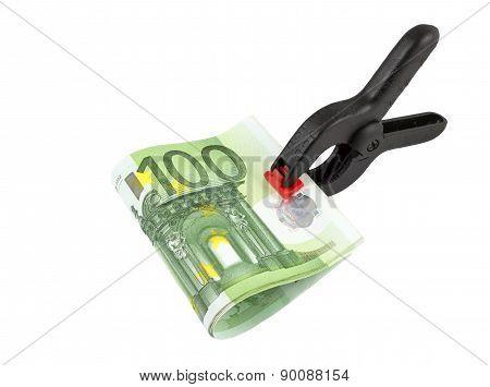 Banknotes Of Euro