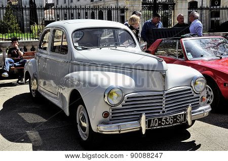 Peugeot 203 Manufactured From 1948 To 1960