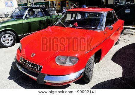 Panhard Pl17 Manufactured In 1959