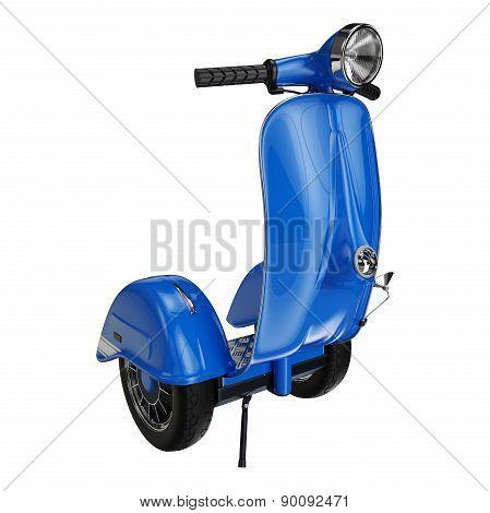 Segway blue