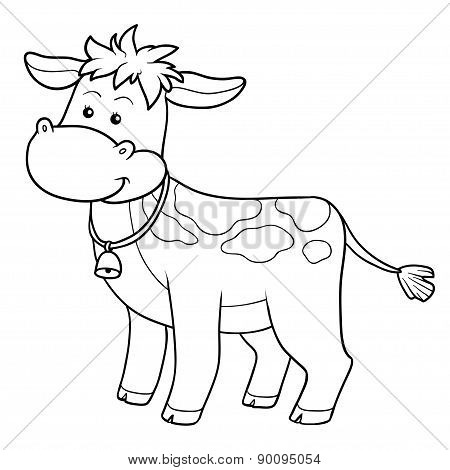 Coloring Book (calf)