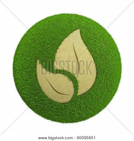 Leaf sphere