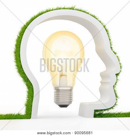Light bulb inspiration
