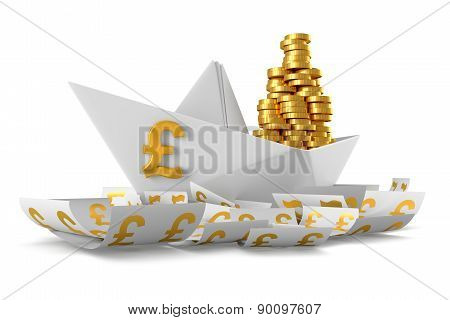 Paper boat GBP
