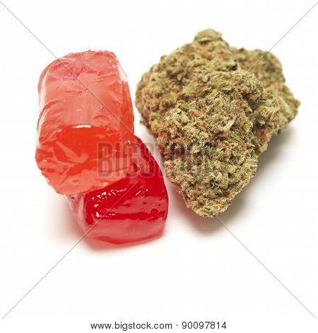 Candy, Marijuana