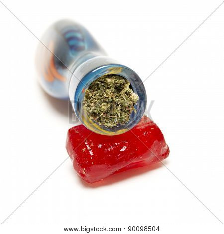 Marijuana and THC Candy