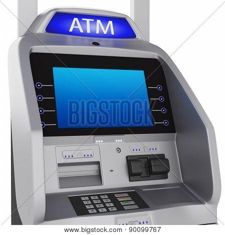 Bank terminal