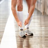 picture of shoe  - Running shoes - JPG