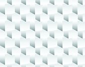 foto of grayscale  - Cubical pattern - JPG