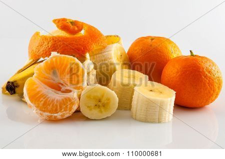 Banana And Tangerine