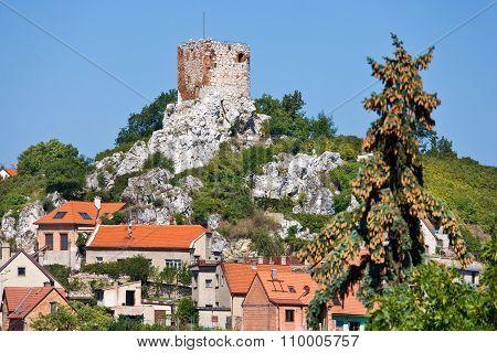 Kozi Hradek, Town Mikulov, South Moravia, Czech Republic