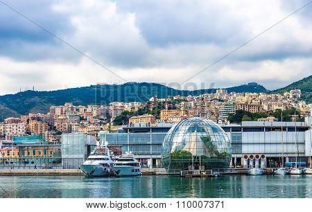 Biosphere  In Genoa, Italy