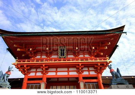Fushimi Inari Shrine
