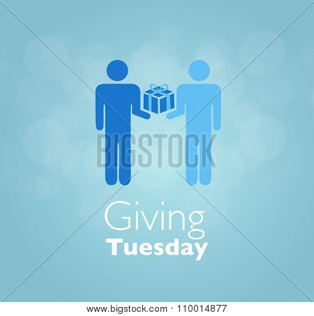 Giving Tuesday message greeting