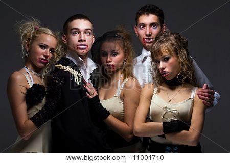Vampire Family