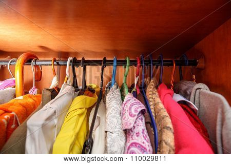 Photo Of Clothes Hangs
