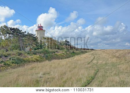 Lighthouse,Westermarkelsdorf,Fehmarn,Germany