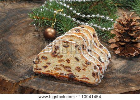 Christmas Stollen