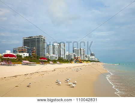 Miami Beach Florida buildings