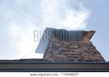 Chimney Flue Outlet