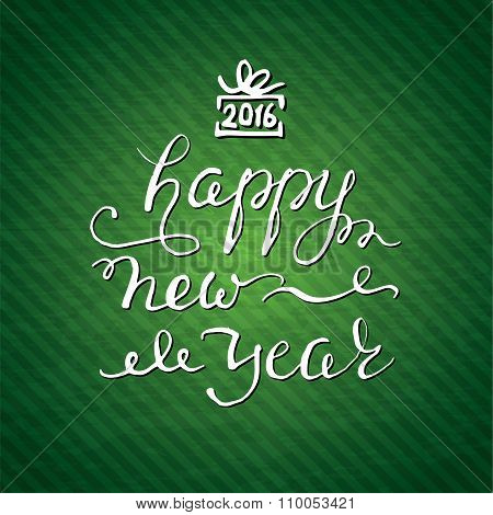 New Year greeting card. vector eps 10