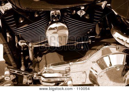Hog, Motor
