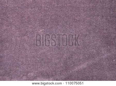 velour texture fabric