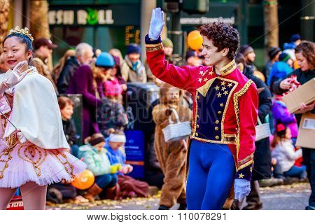 Thanksgiving Macy Parade 2015