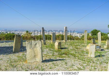 The Antique Stones