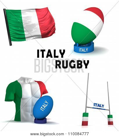 Rugby Italy