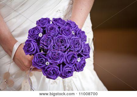 A Purple Bouquet