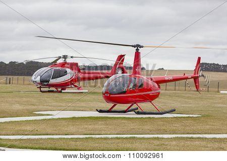 Twelve Apostles helicopter scenic flight
