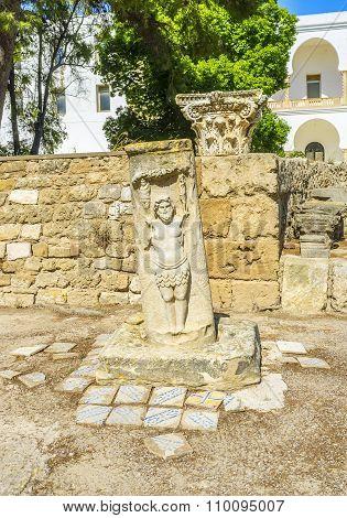 The Ancient Sculpture