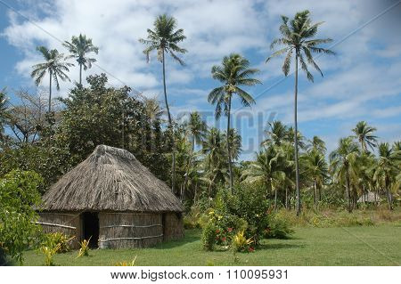 Island Hut.