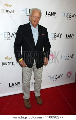 LOS ANGELES - NOV 30:  Nicolas Coster at the Screening Of LANY Entertainment's