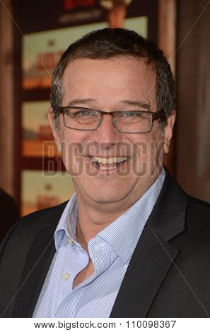 LOS ANGELES - NOV 30:  Allen Covert at the