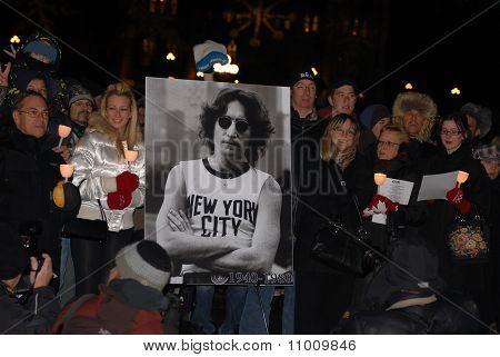 30th Anniversary of John Lennon's Death