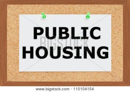 Public Housing Concept