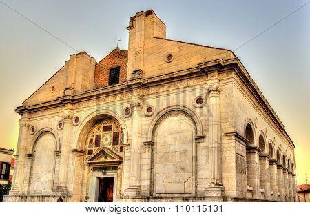 Tempio Malatestiano, The Cathedral Church Of Rimini