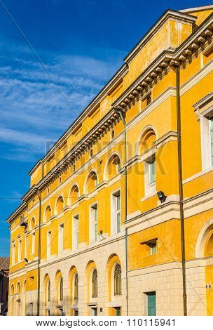 Teatro Comunale Alighieri, An Opera House In Ravenna