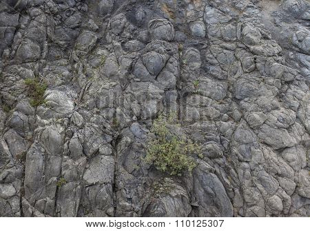 Grey Rock Mountain Panorama Background - Stome Texture