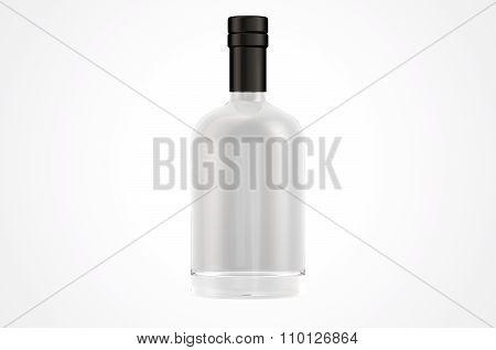 Generic Alcohol Bottle