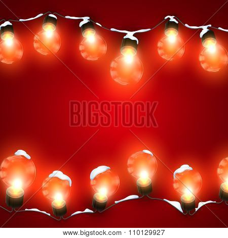 Luminous Electric Garland