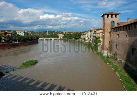 Verona view, Italy