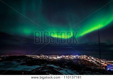 Greenlanic Northern Lights