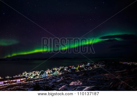 Greenlanic Northern Lights