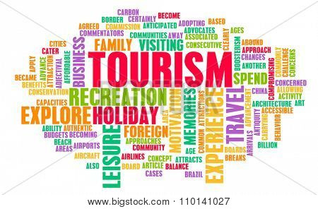 Tourism Industry for Tourist and Foreign Holidays